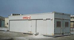 Double Container Units